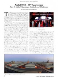 Arabal 2013 –Part II: Downstream Development in the Gulf