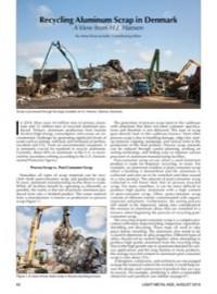 Recycling Aluminum Scrap in Denmark: A View from H.J. Hansen