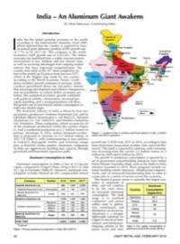 India – An Aluminum Giant Awakens