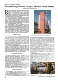KRAZ in Eastern Siberia: Streamlining the Second Largest Smelter in the World